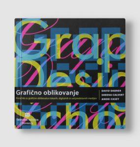 Knjiga: Grafično oblikovanje