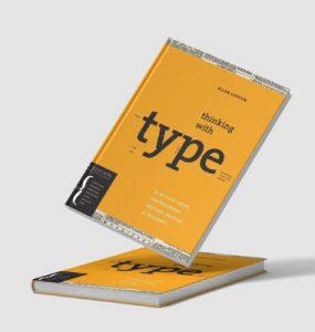 Knjiga: Thinking with type