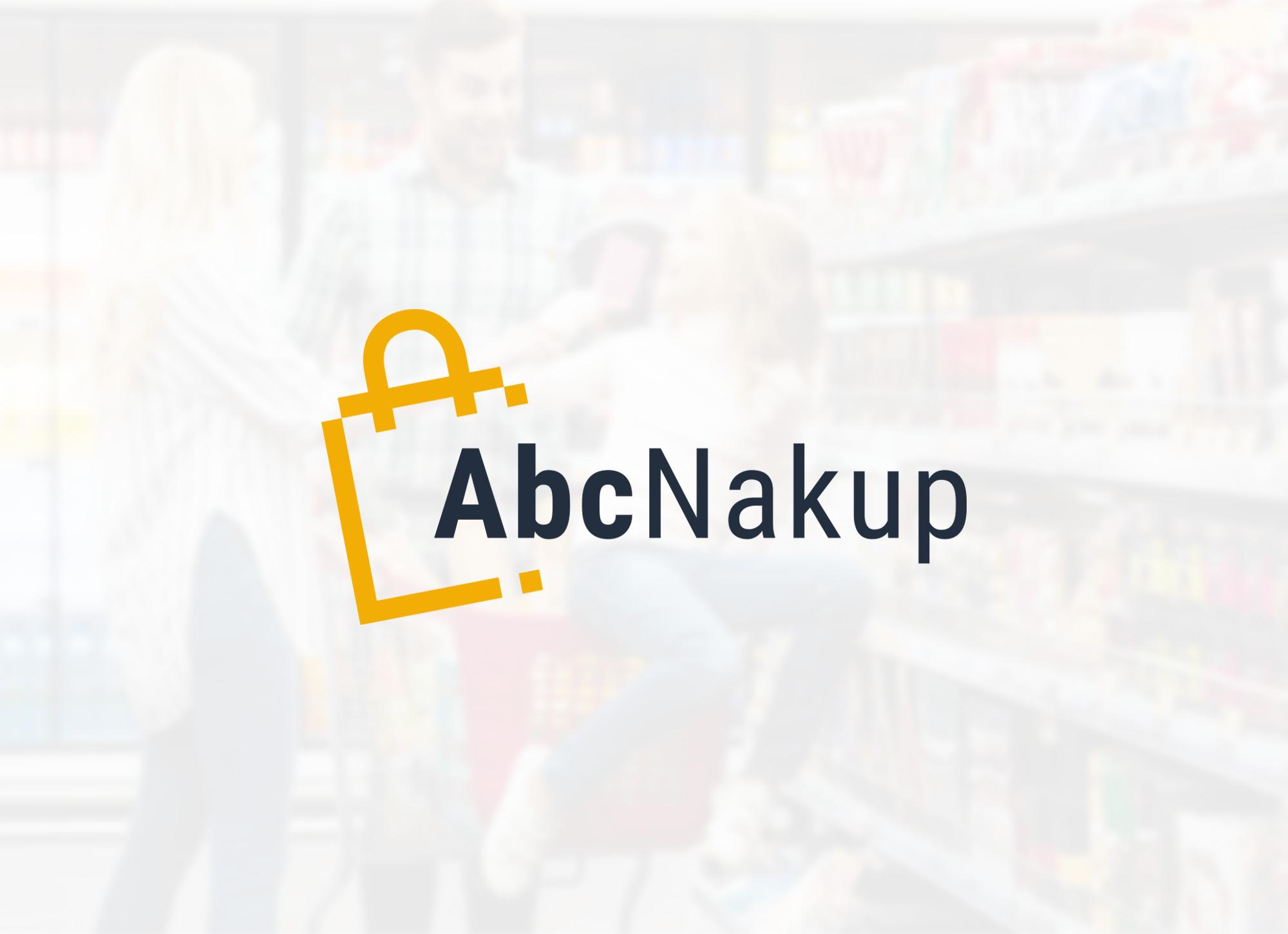 Izdelava logotipa podjetja ABC nakup d.o.o.